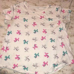 Justice girls size 24 plus top